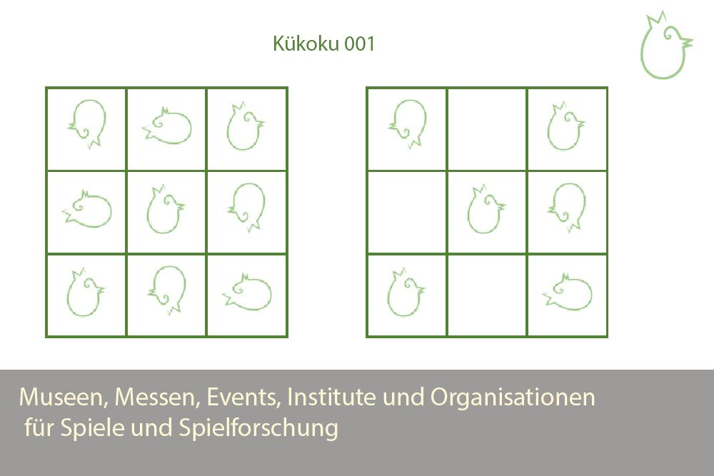 Museen, Messen, Events, Institute und Organisationen für Spiele und Spielforschung