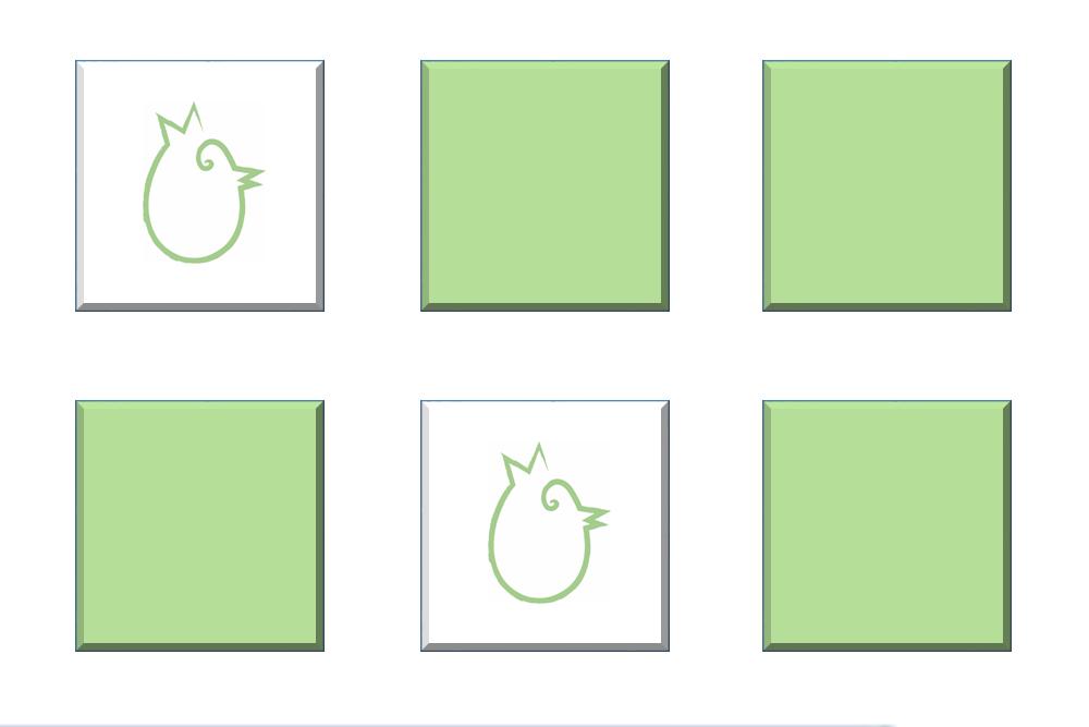 Memo-Spiele mit Powerpoint gestalten
