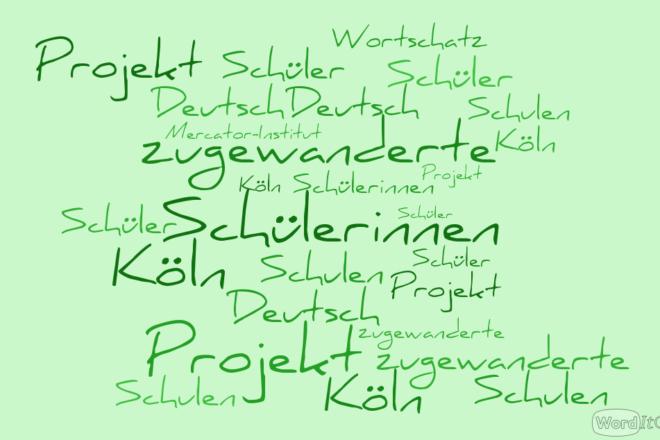 Wordcloud zum neuen Mercator-Institut-Forschungsprojekt. Diese Wordcloud wurde auf der Webseite https://worditout.com/ erstellt (https://creativecommons.org/licenses/by-nc-nd/4.0/deed.en).